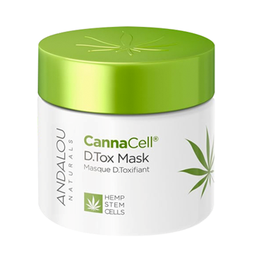 Picture of Andalou Naturals CannaCell D.Tox Mask, 50g