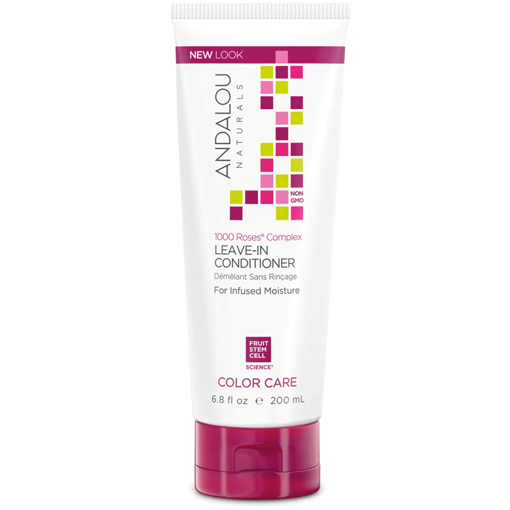 Picture of Andalou Naturals Conditioner, 1000 Roses Leave-In, 200ml