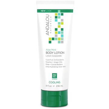 Picture of  Aloe Mint Cooling Body Lotion, 236ml
