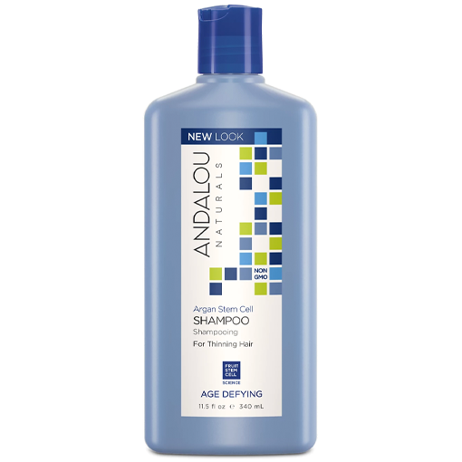 Picture of Andalou Naturals Argan Stem Cell Age Defying Shampoo, 340ml