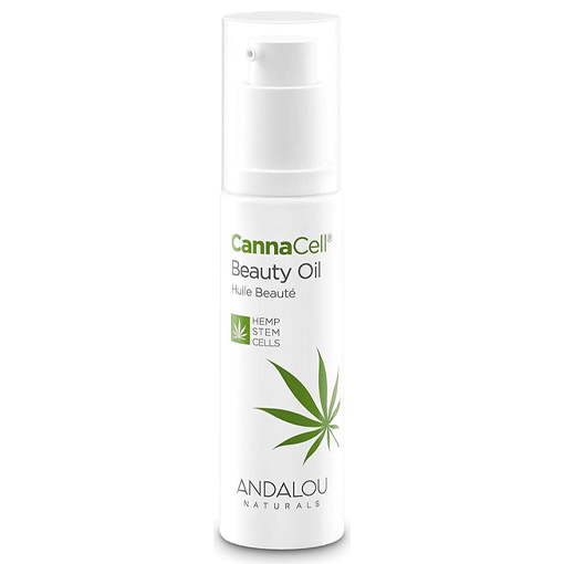 Picture of Andalou Naturals CannaCell Beauty Oil, 30ml