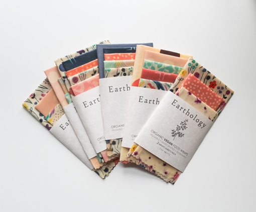 Picture of Earthology Vegan 3 Wrap Variety Pack