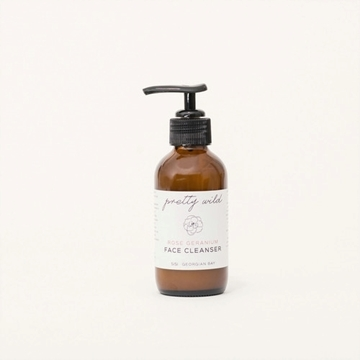 Picture of  Pretty Wild Rose Geranium Face Cleanser