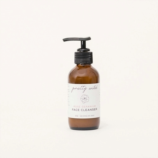 Picture of SiSi Georgian Bay Pretty Wild Rose Geranium Face Cleanser
