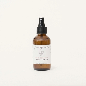 Picture of  Pretty Wild Rose Geranium Face Toner