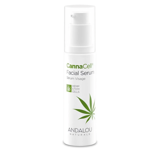 Picture of Andalou Naturals CannaCell Facial Serum, 30ml