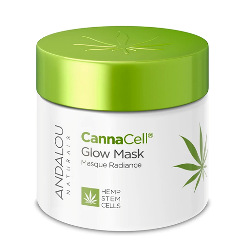 Picture of Andalou Naturals CannaCell Glow Mask, 50g