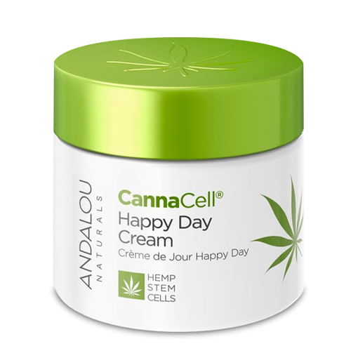 Picture of Andalou Naturals CannaCell Happy Day Cream, 50g