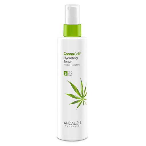 Picture of Andalou Naturals CannaCell Hydrating Toner, 200ml