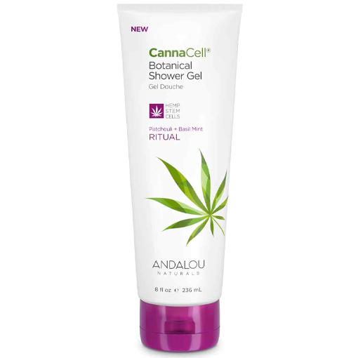 Picture of Andalou Naturals CannaCell Shower Gel - Ritual, 236ml