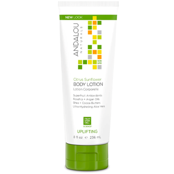 Picture of Andalou Naturals Citrus Verbena Uplifting Body Lotion, 236ml
