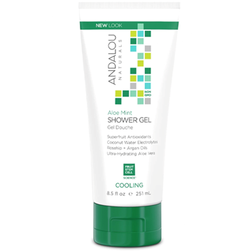 Picture of  Aloe Mint Cooling Shower Gel, 251ml