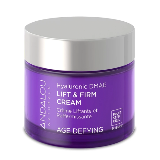 Picture of Andalou Naturals Hyaluronic DMAE Lift & Firm Cream, 50ml