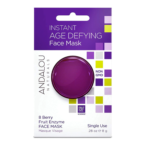 Picture of Andalou Naturals Instant Age Defying Face Mask (Box of 6)
