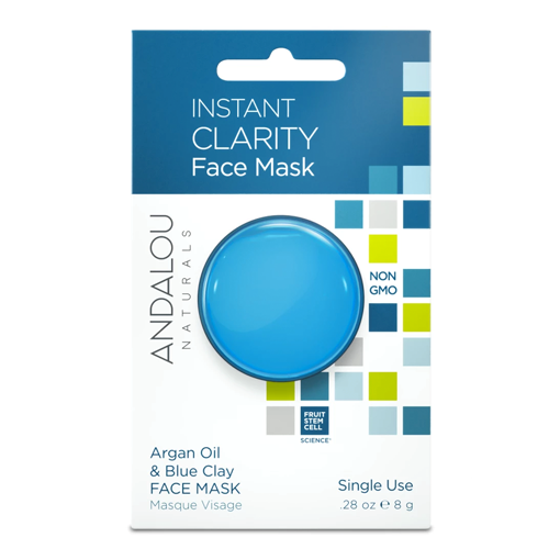 Picture of Andalou Naturals Instant Clarity Face Mask (Box of 6)