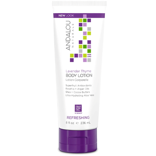 Picture of Andalou Naturals Lavender Thyme Refreshing Body Lotion, 236ml