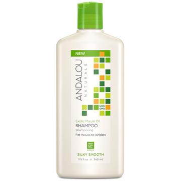 Picture of Andalou Naturals Shampoo, Marula Oil, 340ml