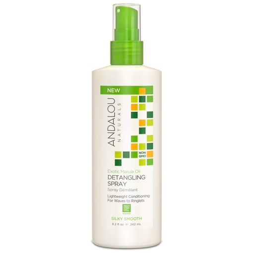Picture of Andalou Naturals Detangling Spray,  Marula Oil, 242ml