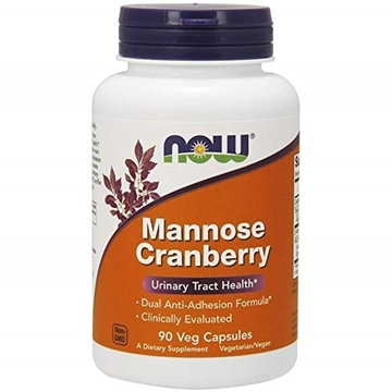 Picture of  Mannose Cranberry 450mg / 250mg, 90 Veg Capsules