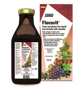 Picture of  Floradix Liquid Iron, 250ml