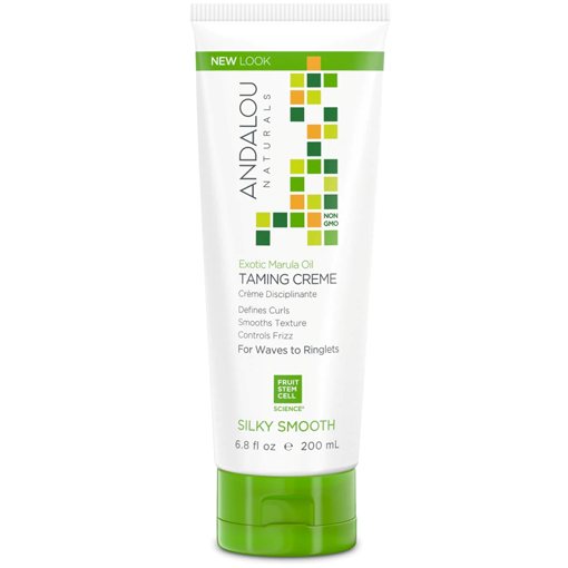 Picture of Andalou Naturals Taming Creme, Marula Oil, 200ml