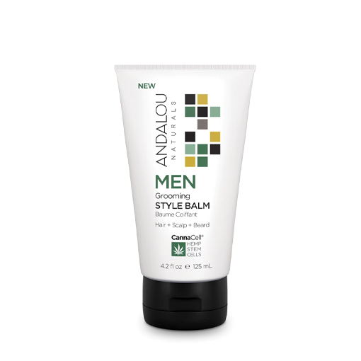 Picture of Andalou Naturals Men Grooming Style Balm, 125ml