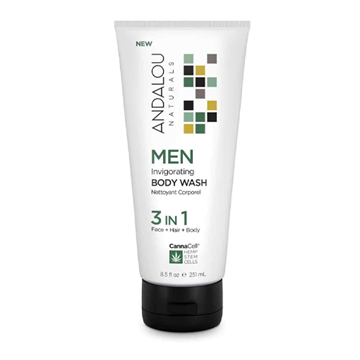 Picture of  Men Invigorating Body Wash 3 IN 1, 251ml