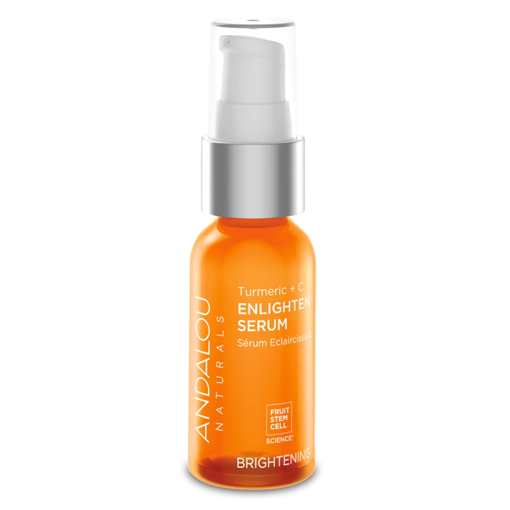 Picture of Andalou Naturals Turmeric + C Enlighten Serum, 32ml