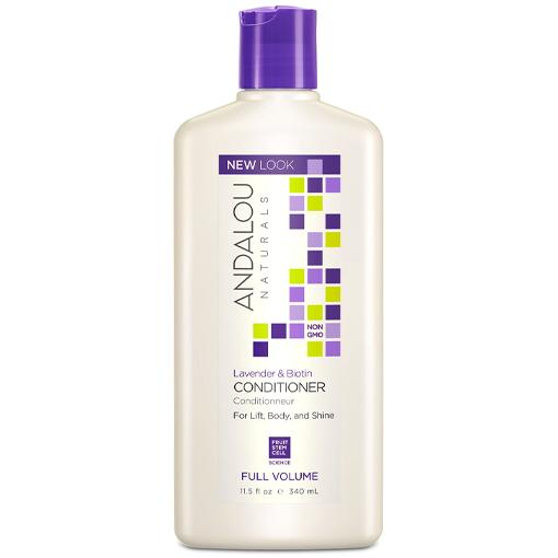 Picture of Andalou Naturals Lavender & Biotin Full Volume Conditioner, 340ml
