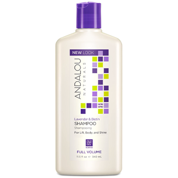 Picture of  Lavender & Biotin Full Volume Shampoo, 340ml