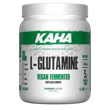 Picture of Ergogenics Nutrition Kaha Vegan Fermented L-Glutamine, 400g