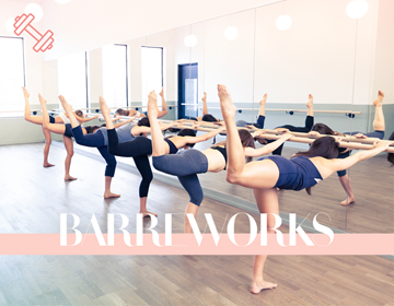 Picture of  Barreworks -2 Weeks of Unlimited Classes. Toronto, ON.