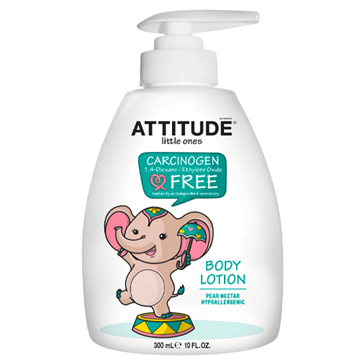 Picture of Attitude Little Ones Body Lotion, Pear Nectar, 300ml