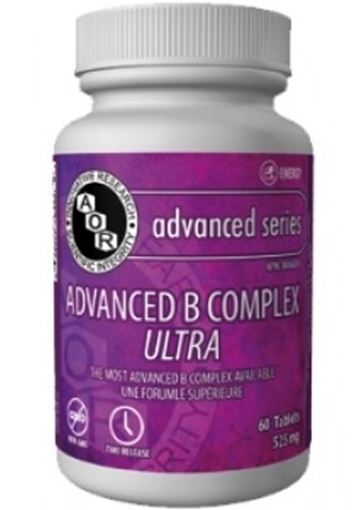 Picture of AOR Advanced B Complex Ultra 60 Tablets