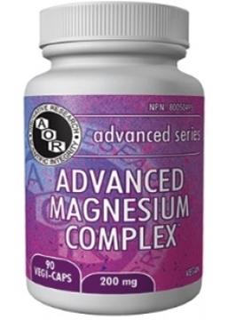 Picture of AOR Advanced Magnesium Complex 90 Capsules