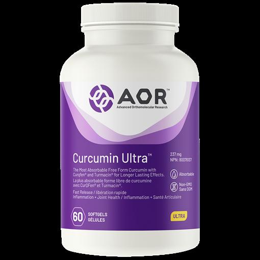 Picture of AOR Curcumin Ultra 60 Softgels