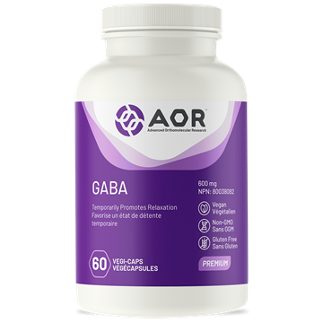 Picture of  A.O.R - GABA 60 Capsules