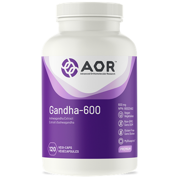 Picture of AOR A.O.R  GANDHA-600 120 Capsules