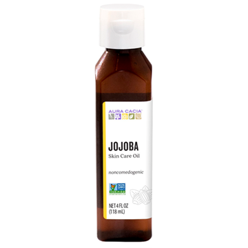 Picture of Aura Cacia Jojoba Skin Care Oil, 118ml
