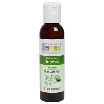 Picture of  Organic Jojoba Body Skin Care Oil, 118ml