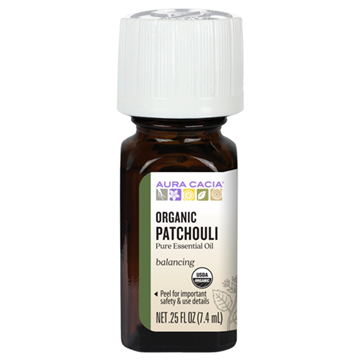 Picture of  Organic Patchouli Essential Oil, 7.4ml