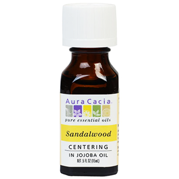 Picture of  Sandalwood In Jojoba Oil, 15ml