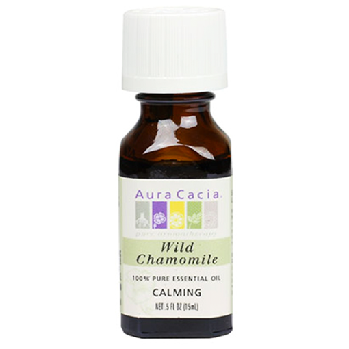 Picture of Aura Cacia Wild Chamomile Essential Oil, 15ml