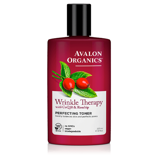 Picture of Avalon Organics CoQ10 Perfecting Facial Toner, 237ml