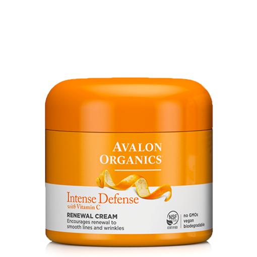 Picture of Avalon Organics Vit C Renewal Crème, 57g