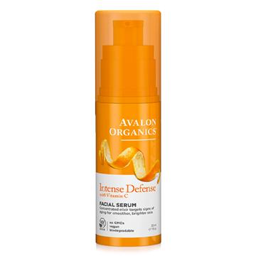 Picture of Avalon Organics Intense Defense Facial Serum, 30ml