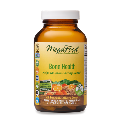 Picture of MegaFood Bone Health, 120 tabs