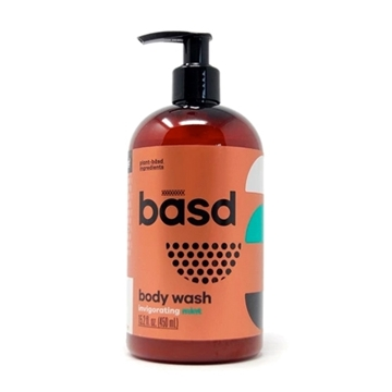 Picture of  Invigorating Mint Body Wash, 450ml