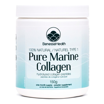 Picture of Benesse Health Health 100% Natural Pure Marine Collagen, 150g