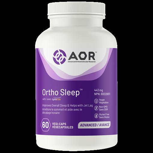 Picture of AOR Ortho Sleep, 60 caps